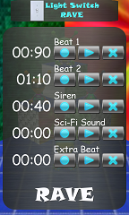Sound Record Screen